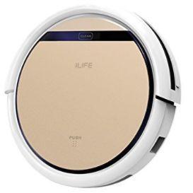 ILIFE V5s Pro ロボット掃除機 床拭き 乾拭き.JPG